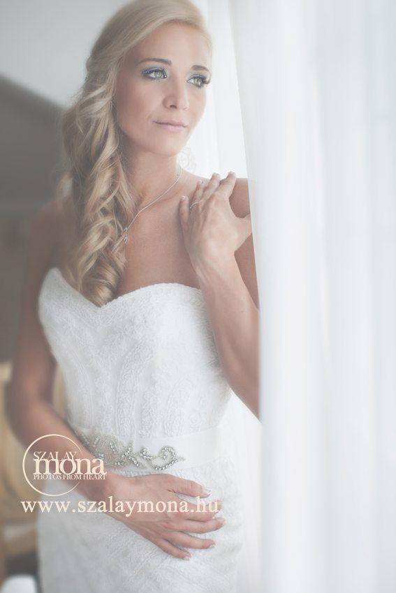 Szalay Mona esküvői fotók