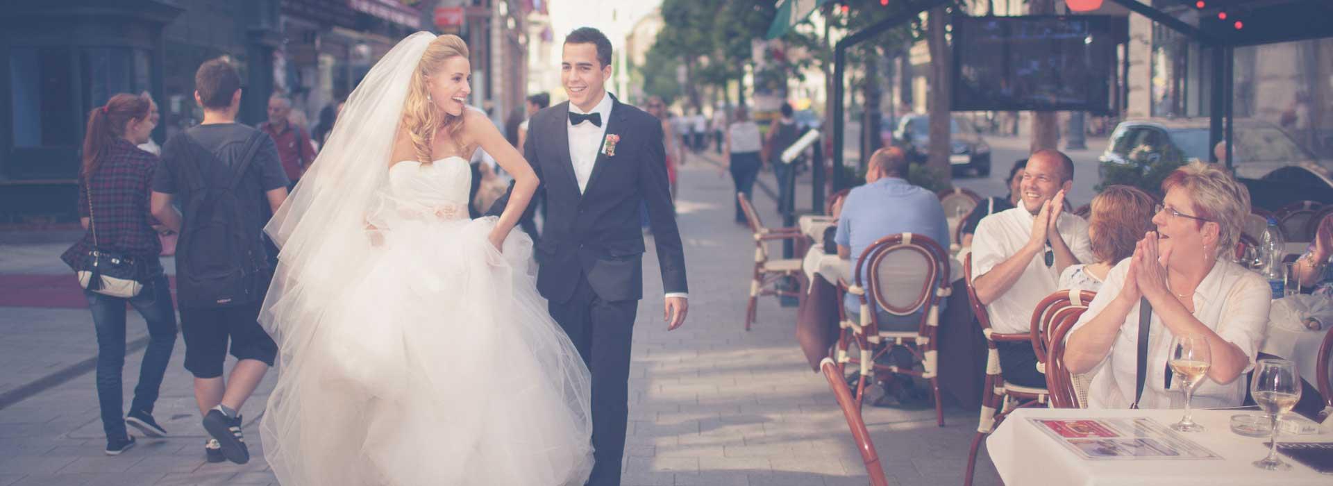 Megismételhetetlen esküvői pillanatok