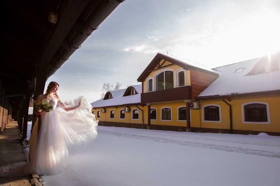 téli esküvők varázsa